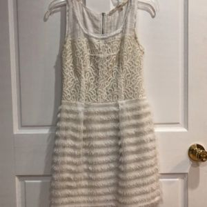 White Dress by Rachel Roy